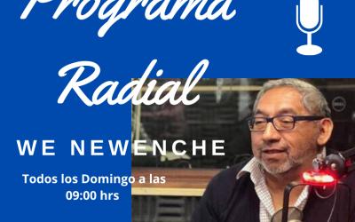 Programa Radial 22-08-2021We Newenche Nueva Fuerza de la Gente