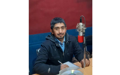 Programa Radial 02-05-2021 Entrevista a Patricio Mellico  Candidato a Concejal