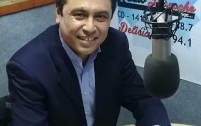 Programa Radial 20-06-2021 Alexis Pineda  Alcalde Electo de Loncoche