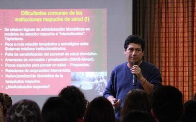 Programa Radial 18-07-2021 Invitado  Andrés Cayul  Docente del Departamento de Salud Publica de la UFRO