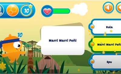 Con moderna aplicación CONADI impulsará aprendizaje del mapuzugun entre niños y jóvenes