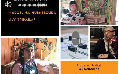 Programa Radial 01-08-2021Invitadas Marcelina Huentecura Lily Tripailaf